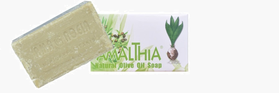 amalthia natural soap