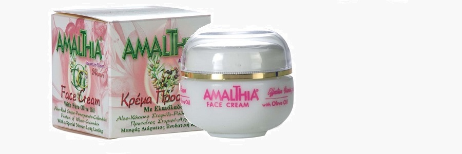 amalthia moisturizing cream