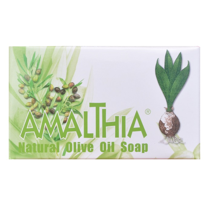 Amalthia Pure natural olive oil soap